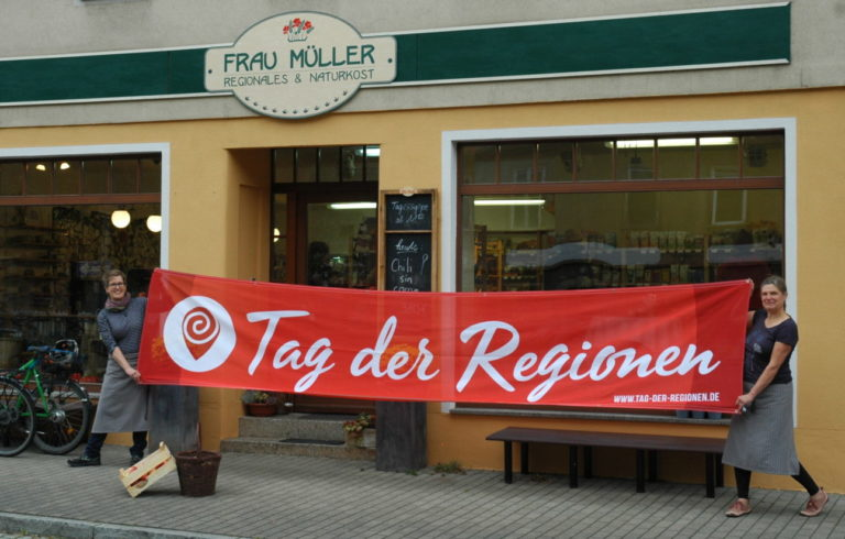 """Frau Müller"" Tharandt"